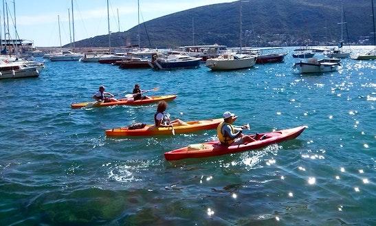 Single Kayak Tours And Rental In Herceg - Novi