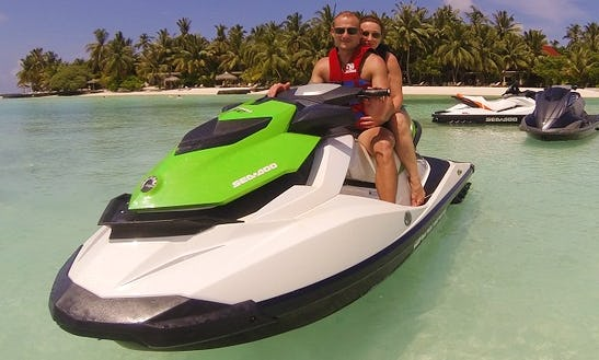Jet Ski Rental And Tour In Maldives