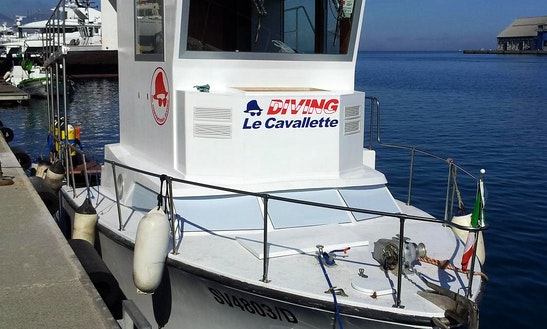 Diving Trips And Coures In Savona