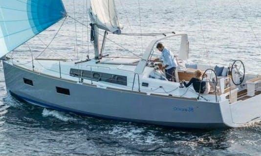 """Lambada"" Oceanis 38 Monohull Charter in Podgorica"
