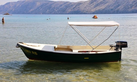 Dinghy Boat Rental In Lopar