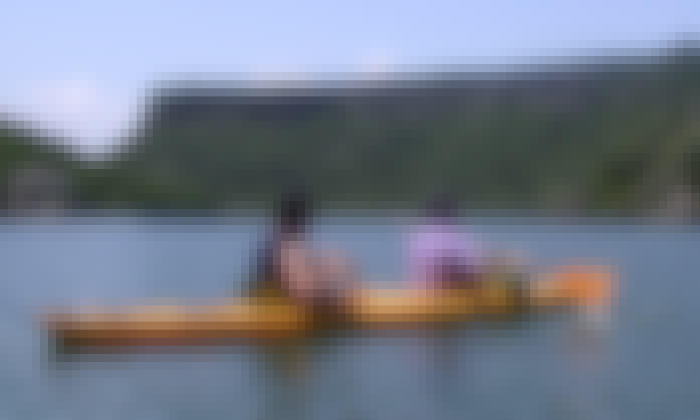 Enjpy Double Kayak Trips and Lesson in Mezzana, Italy