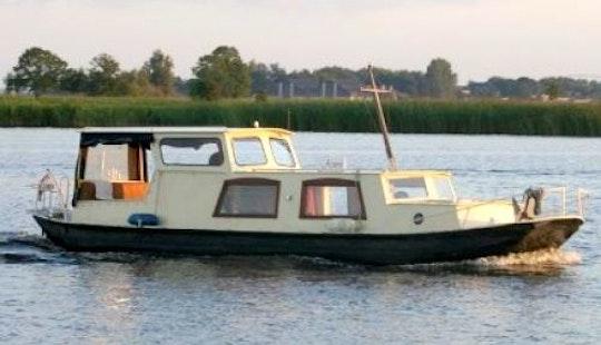 Houseboat Anne Rental In Slatiňany, Czech Republic