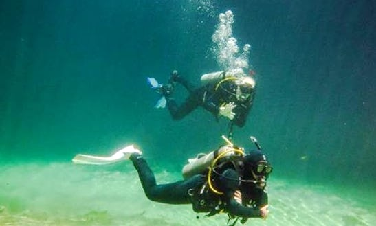 Make Your Next Scuba Diving Trip In Tulum, Mexico