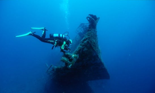Scuba Diving Trip In Tías, Canary Islands