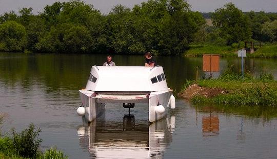 Houseboat Catamaran Rental In Slatiňany