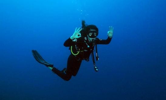 Diving Trips And Padi Courses In Zanzibar