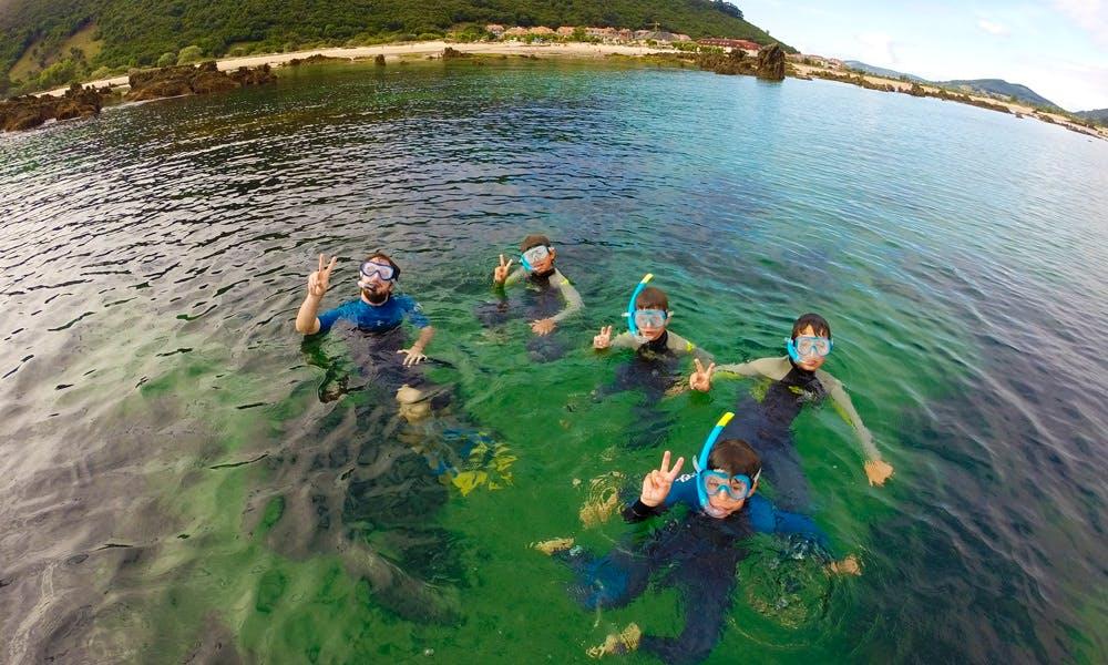 Snorkeling Courses in Noja, Spain