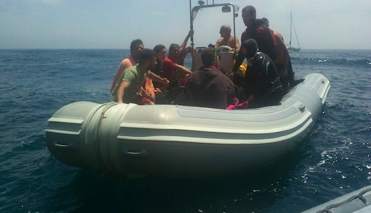 Bwa Rib Diving Trips And Courses In Ischia