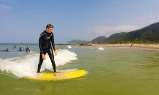 Surf Lessons in Noja, Spain