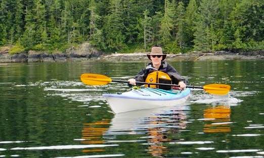 Sea Kayak Trips in Nanaimo, Canada