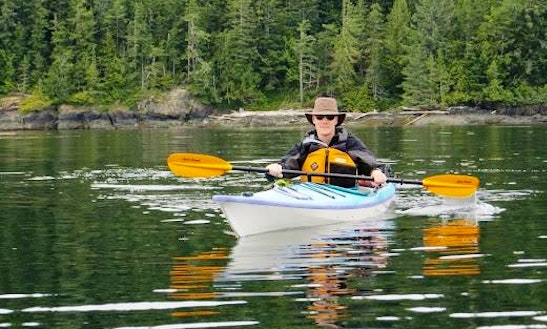 Sea Kayak Trips In Nanaimo, Canada