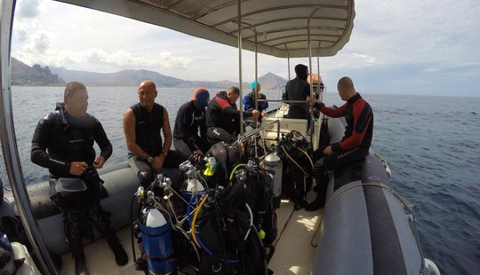 Scuba Diving Trips And Courses In San Vito Lo Capo, Italy