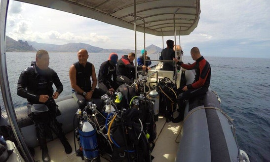 Scuba Diving Trips And Courses In San Vito Lo Capo