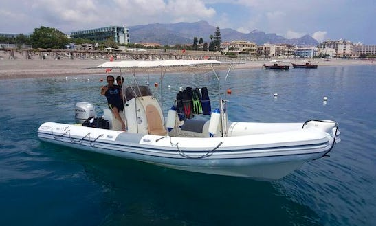 Diving Tour And Lessons In Giardini Naxos