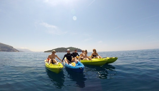Unforgettable Paddle Tours And Kayak Hire In Dubrovnik, Croatia