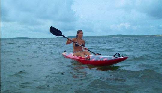 Guided Sea Kayak Tours In Cartagena, Colombia