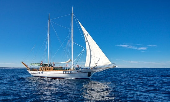 Luxury Alisa Sailing Yacht Charter In Zagreb