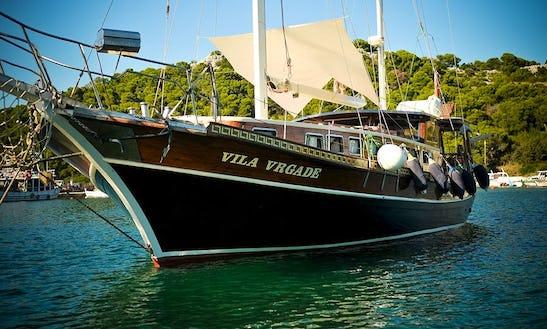 Standard Vila Vrgade Sailing Yacht Charter In Zagreb