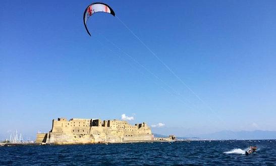 Kitesurfing Lessons In Bacoli