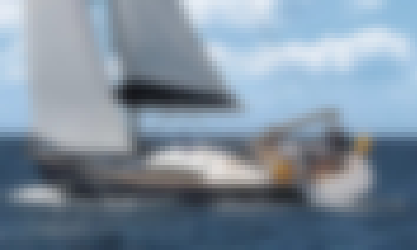 """Lenka"" Elan 514 Impression Monohull Charter in Marina Kornati"