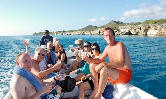 Diving Trips In Playa Lagun, Curacao