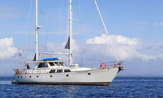 2003 Ketch Charter In North Vancouver, Canada