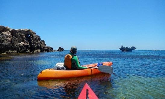 Single Kayak Hire In Willetton