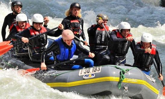 Rafting Trips In Gemeinde Haiming