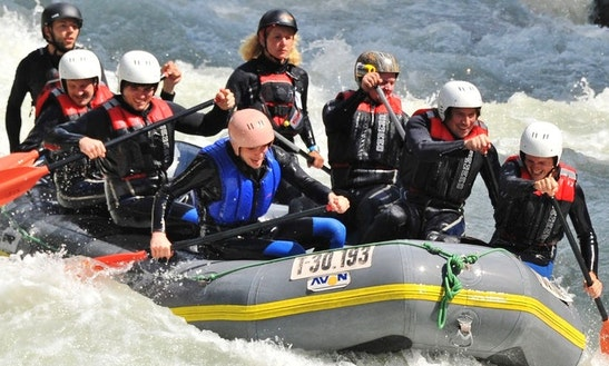 Rafting Trips In Gemeinde Haiming