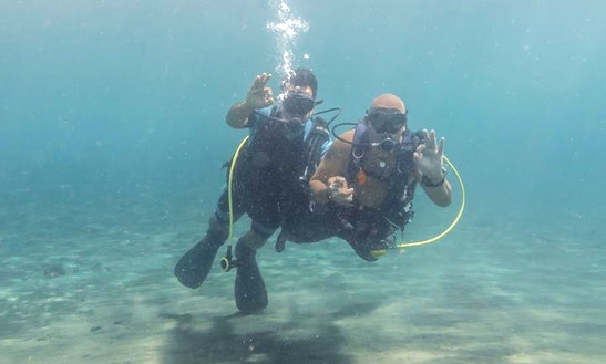 Diving Trips And Courses In Parigi