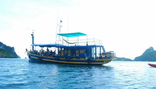 3 Days Boat Tour In Tambon Ko Tao, Thailand