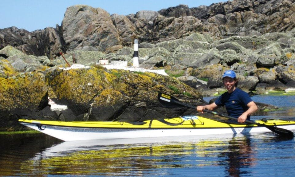 Kayak Trips in Mayo, Ireland