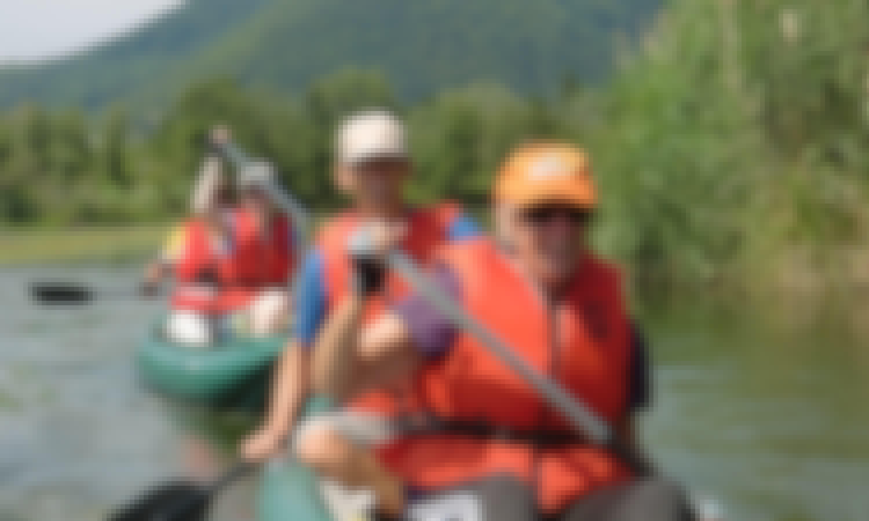 Canoeing Trips in Wien, Austria