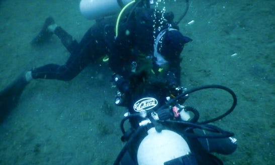 Scuba Diving Trips In Indonesia