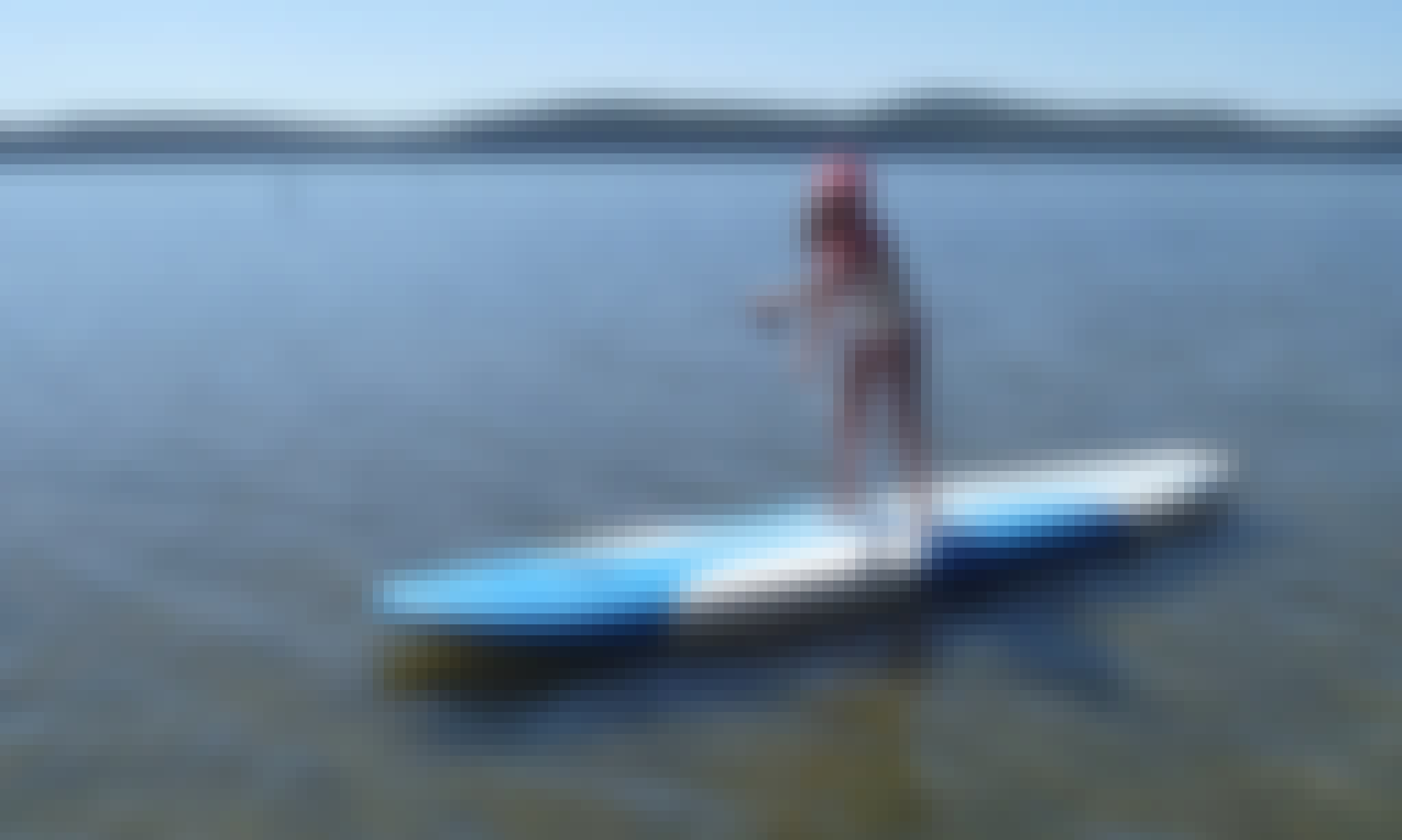 Paddleboard Lessons in Lakewood, Australia