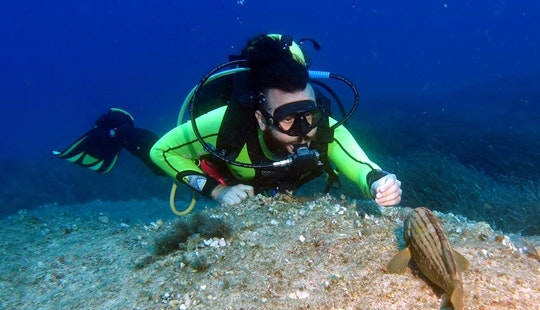 Scuba Lessons In Cyprus