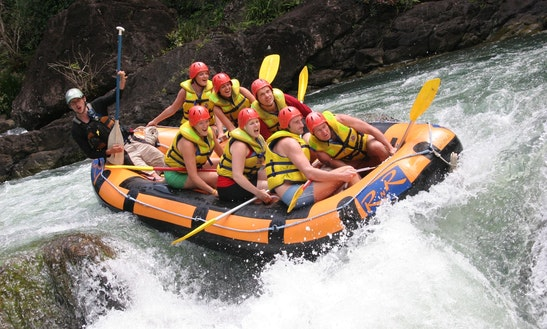 Rafting In Portsmith