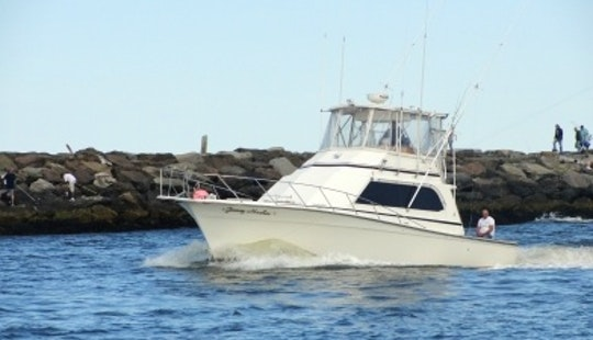 36' Sport Fisherman In Point Pleasant Beach, New Jersey