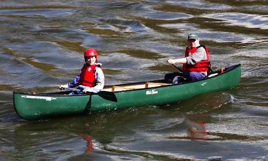 Double Canoe Trips In Symonds Yat, United Kingdom