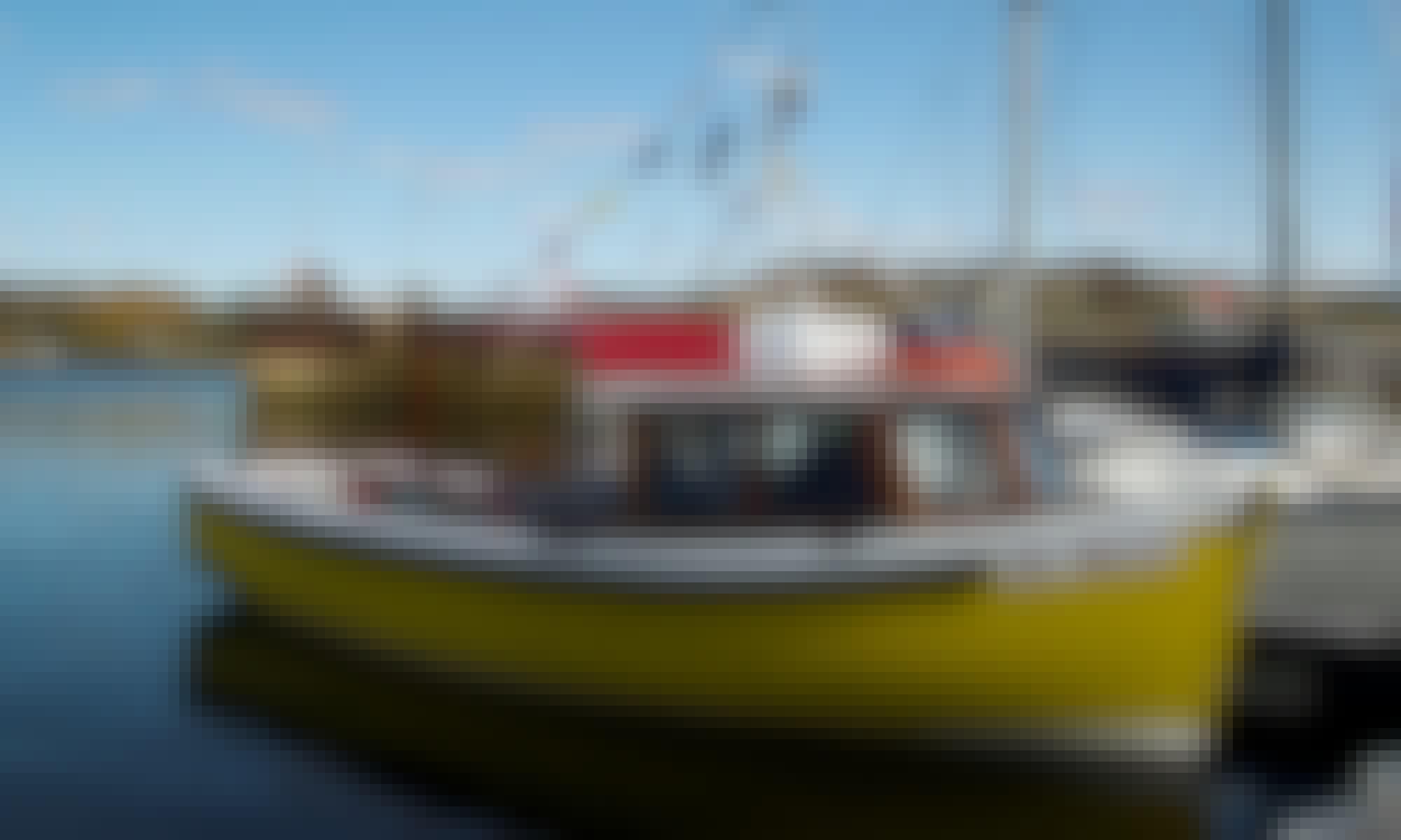 'Ros Kynoch' Cruising in Lochinver