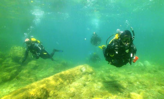 Discover Scuba Diving In Torremolinos, Spain