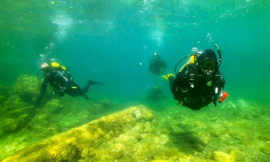 Discover Scuba Diving In Torremolinos