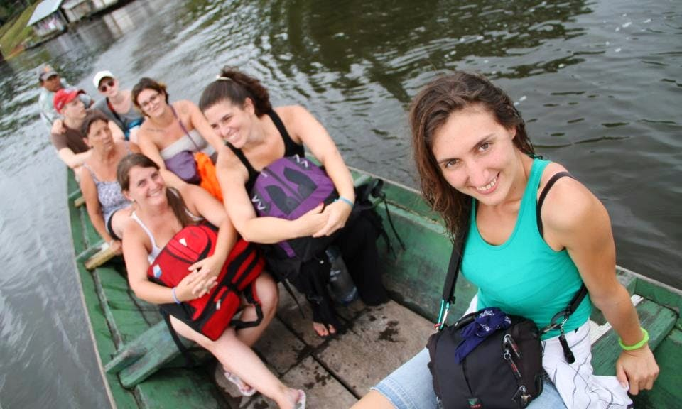 Have a Relaxing River Cruises in Manaus, Brazil