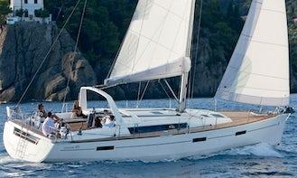 Oceanis 45 Yacht Charter in Bibinje
