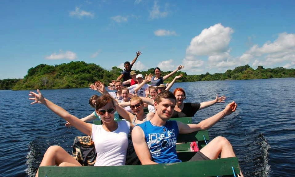 Amazing River Cruises in Manaus, Brazil