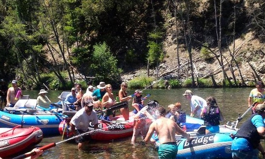 13' Rafting Trips In Lewiston, California