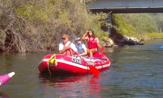 12' Rafting Trips In Lewiston, California