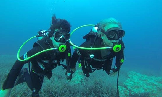 Diving Courses In Karaburun
