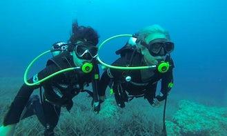 Diving Courses in Karaburun, Turkey